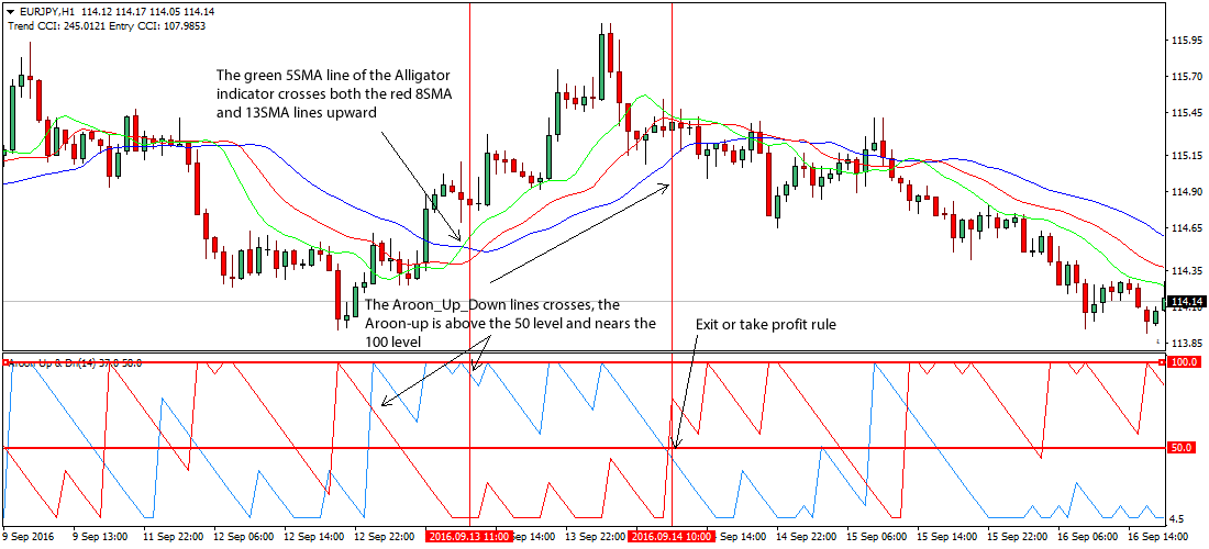 Forex entry point indicator review