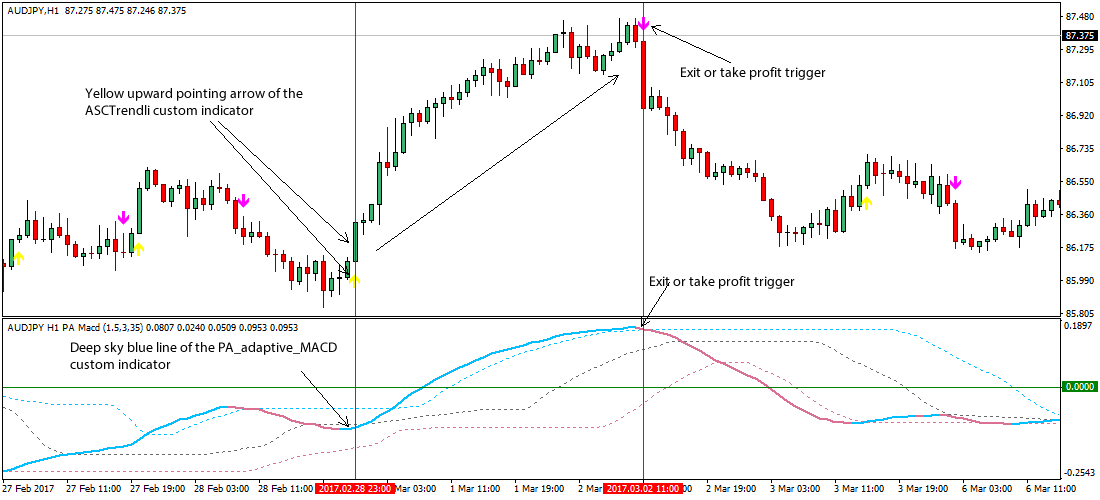Macd forex trading strategies