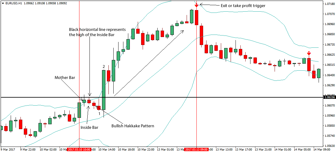 Forex price action trader