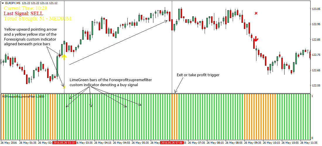 Forex scalping signals